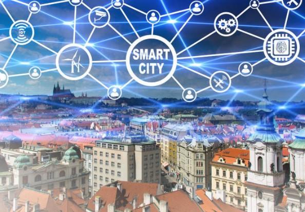 """如果智慧城市搭上""""互联网+""""的顺风车,将会发生什..."""