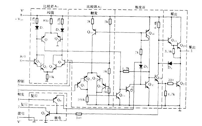 555定时器集成电路应用800例PDF电子书免费下载
