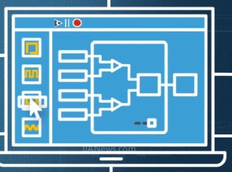 NI建议将LabVIEW NXG用于使用传感器或执行器测量物理系统