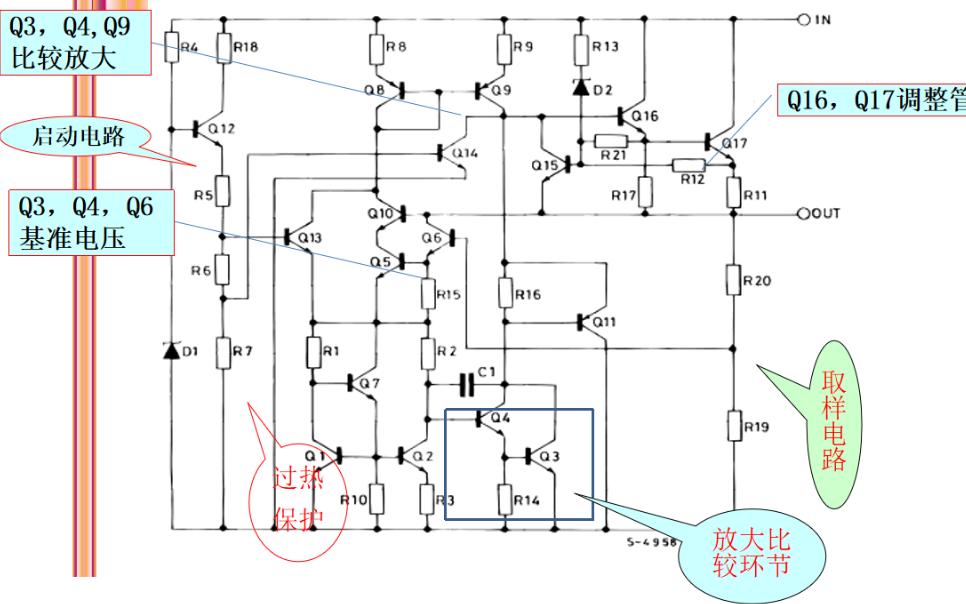 线性集成稳压器的基础资料详细说明