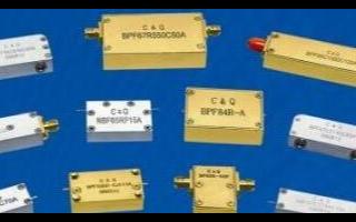 市面上常見的濾波器