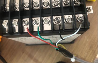 技巧分享 位移传感器的接线方式