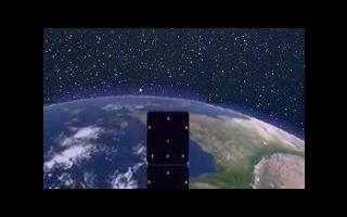 火星探测加速 天问一号完成第一次轨道中途修正