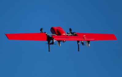 Fixar垂直起降无人机获得加拿大交通部批准使用