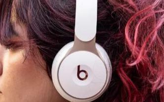 具有主动降噪功能的Beats Solo Pro