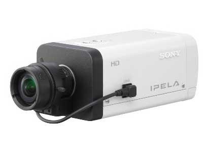 索尼监控摄像头产品在江苏石化安全中的应用