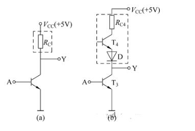 TTL與非門的基本結構、工作原理和特性