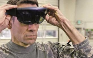 英国BAE集团增强现实眼镜(AR眼镜)即将完成