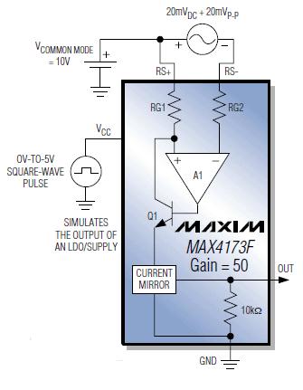 如何关断LDO以及检流放大器,有什么方法