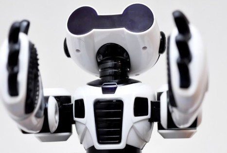 COMAU机器人在焊接线中的应用