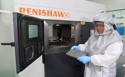 仪器科技的研究推动金属3D打印医疗器材的发展