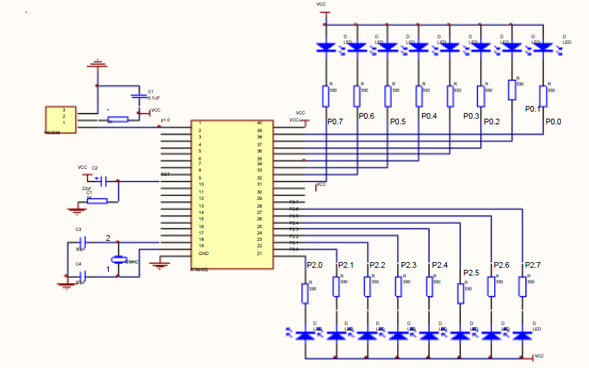 如何使用单片机实现红外遥控LED灯的控制系统的设计