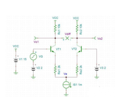 差分信号和差分电路讲解 差分放大电路应用