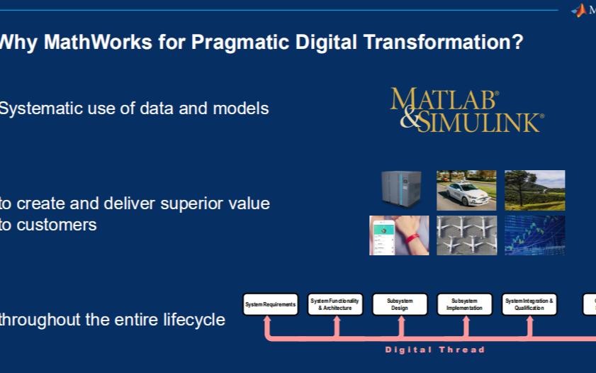 杂乱无章的数据阻碍了多少企业数字化转型?MathWorks正改变它