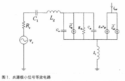 基于窄带LNA与电阻并联反馈结构实现低噪声放大器...
