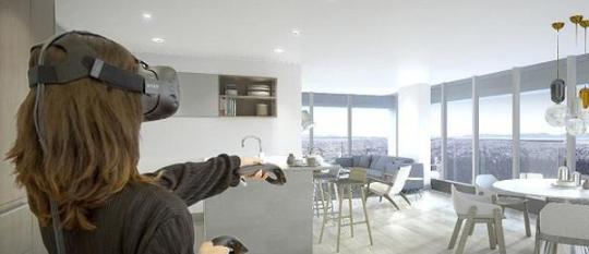 VR/AR技术顺应时代发展,将改变房地产行业