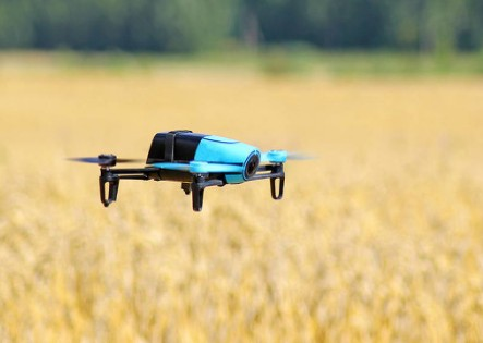 无人机在多个领域的应用案例