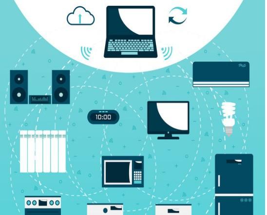 物联网开始朝着数据通讯、防盗防