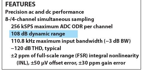 关于AD7768/AD7768-4的噪声性能和O...