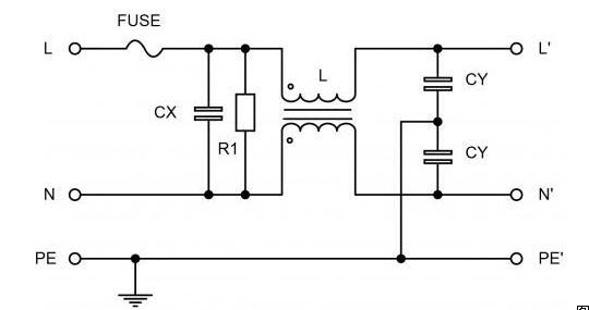 AC-DC转换器如何选择模块化EMI滤波器