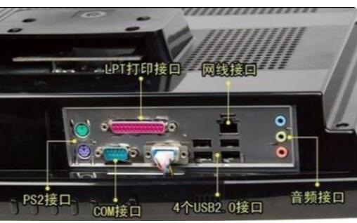 电脑的COM接口和LPT接口的区别