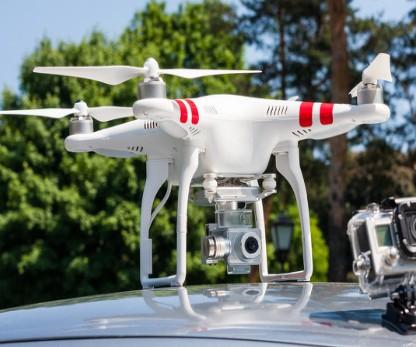 無人機通過智能調節系統可以消除外界干擾?