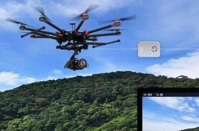 高清数字图传系统怎样上传到无人机系统?
