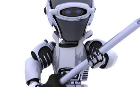 可附着在昆虫上的微型机器人