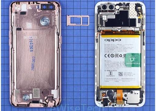 OPPO R11智能手机搭载高通骁龙660八核处...