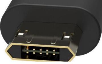 可逆微型USB车载充电器Scosche Stri...