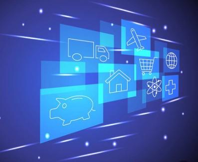 我国正加快推动产业向数字化和智能化转型,进一步推...