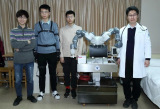 将机器人遥操作技术应用于新型冠状病毒的诊治