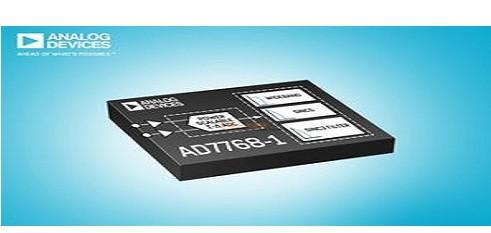 AD7768-1适用于模块自动化电气测试设备应用