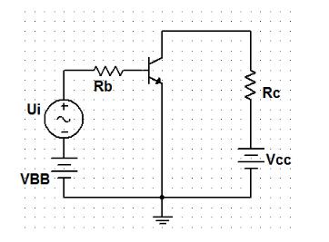 晶體管單管大電路三種接法比較