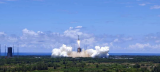 """我国首次火星探测任务""""天问一号""""探测器发射升空"""