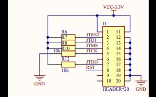 基于安捷伦34401A的测量控制板继电器版电路原理图免费下载