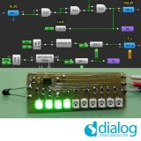 使用GreenPAK进行温度到频率转换