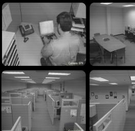 电梯视频监控系统的干扰产生的原理和解决方案
