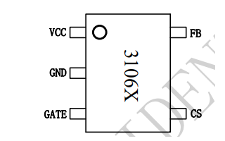 LED恒流控制芯片BP3106的數據手冊免費下載