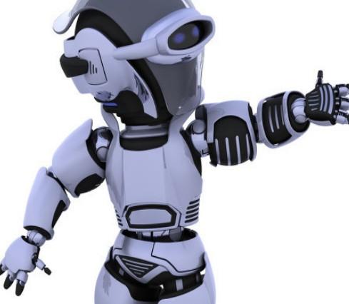 """美国阿西莫夫提出""""机器人三守则""""定律"""