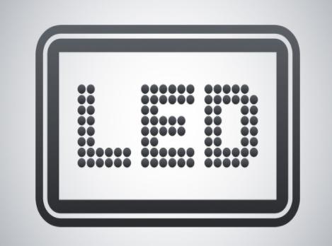 LED显示屏企业加快面向商用零售领域应用的进程