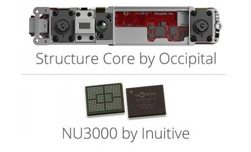 Occipital公司提供了一款先进的混合现实软件引擎和开发平台