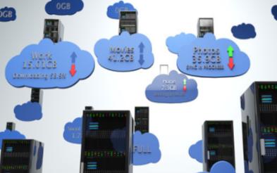 虚拟服务器的云存储工作方式及原理