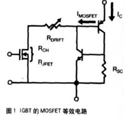 在高級開關電源設備中采用絕緣柵雙極型晶體管降低成...