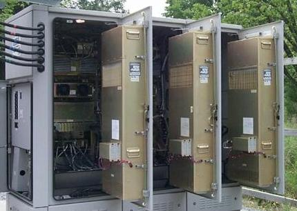 机柜空调对于温湿度传感器选择也是需要非常严格