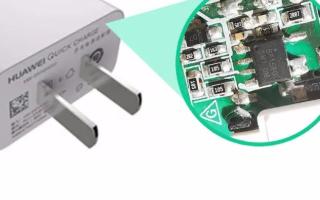 比亚迪半导体电源ACDC芯片-BF1550导入华为手机