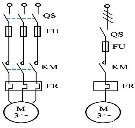 图文详解:电气图的分类及注意点