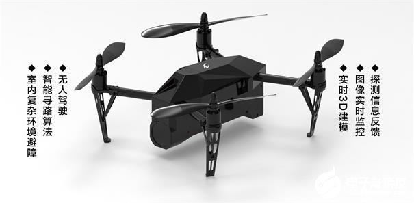 灵·Show的无人机华丽完成了无人机+AI的转身