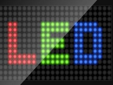 智能LED照明系统的组成