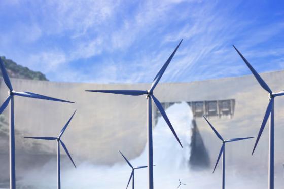 全球首座半潜式基础海上风场在葡萄牙全部投产发电